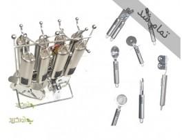 ست 8 تکه ابزار آَشپزخانه  FtVision