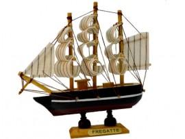 قایق چوبی کلکسیونی